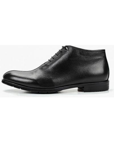 Ботинки осенние кожаные демисезонный Marco Lippi