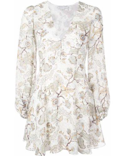 Платье макси на пуговицах с V-образным вырезом Shona Joy