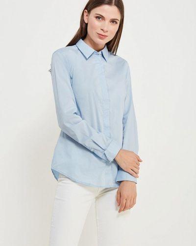 Голубая рубашка United Colors Of Benetton