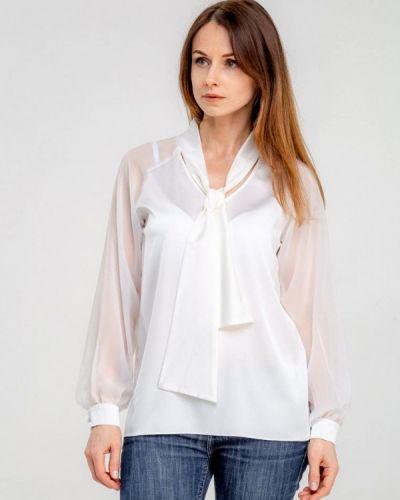 Блузка белая Dressinjoy By Lipashova & Malko
