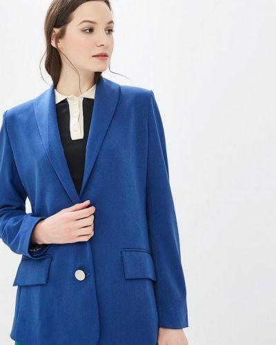 Пиджак синий Elena Kulikova