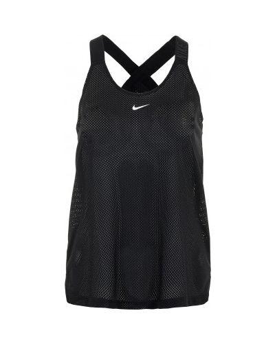 Майка спортивная с логотипом Nike