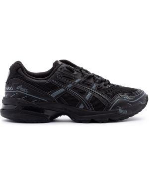 Текстильные кроссовки с подкладкой Asics
