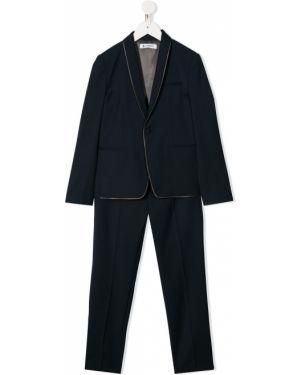 Spodni garnitur niebieski kostium Dondup Kids