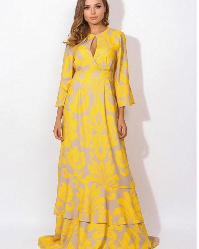 Желтое платье Tutto Bene