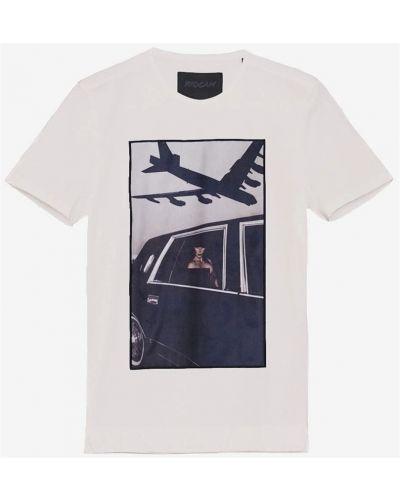 Biały t-shirt Limitato