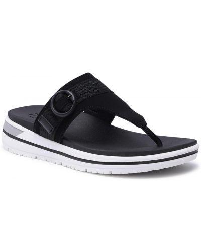 Japonki - czarne Skechers