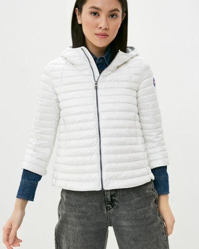 Белая куртка Colmar