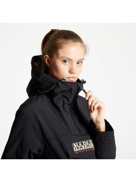 Черная куртка Napapijri