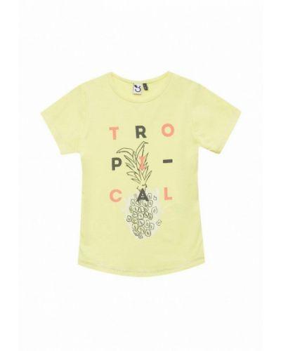 Желтая футболка 3 Pommes