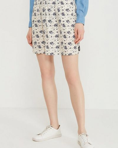 Бежевая юбка Calvin Klein Jeans