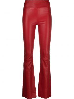 Кожаные брюки - черные Sylvie Schimmel
