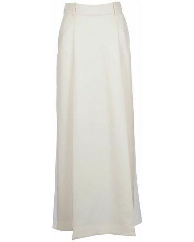 Spódnica - biała Victoria Beckham