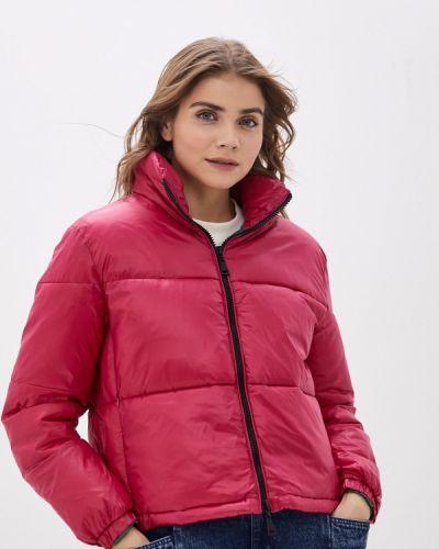 Утепленная куртка - розовая Macleria