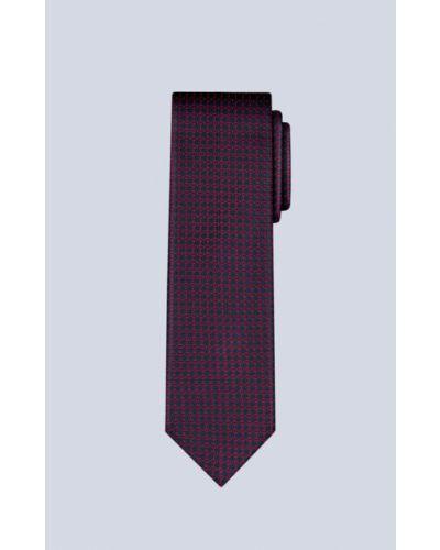 Krawat bordowy Vistula