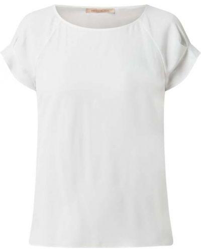 Biała bluzka z jedwabiu Pennyblack