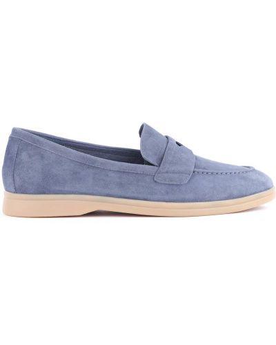 Синие туфли Attizzare