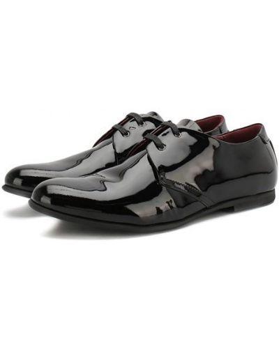 Туфли черные Dolce & Gabbana