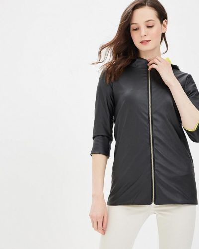 Куртка черная весенняя Bewear