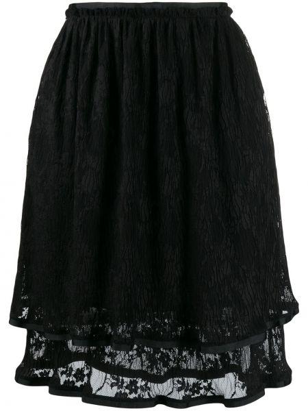 Spódnica mini z wysokim stanem tutu See By Chloe