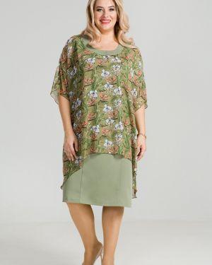 Вечернее платье летнее футляр Luxury