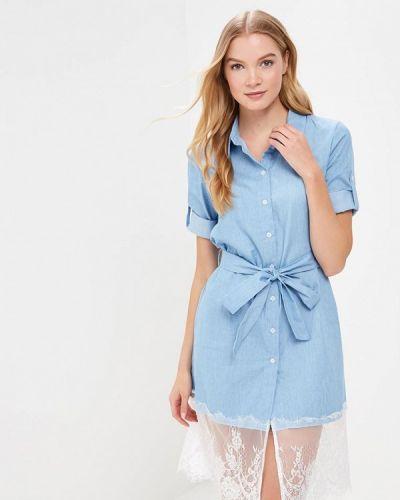 Голубое платье Trendyangel