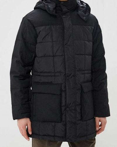 Зимняя куртка черная осенняя Gt Gualtiero