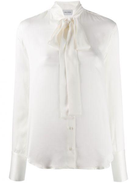 Рубашка с манжетами Balossa White Shirt