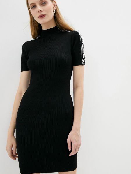 Городское платье-рубашка для офиса Michael Kors