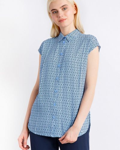 Блузка голубой Finn Flare