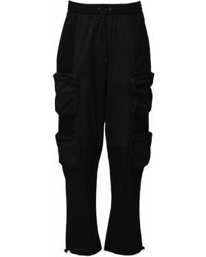 Czarne spodnie ciążowe Iise