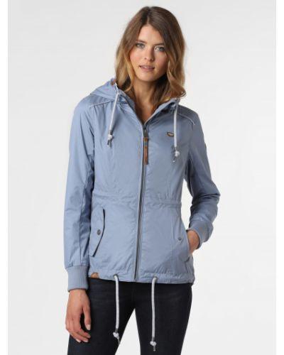 Niebieska kurtka sportowa Ragwear
