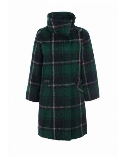 Пальто зеленое пальто Louche