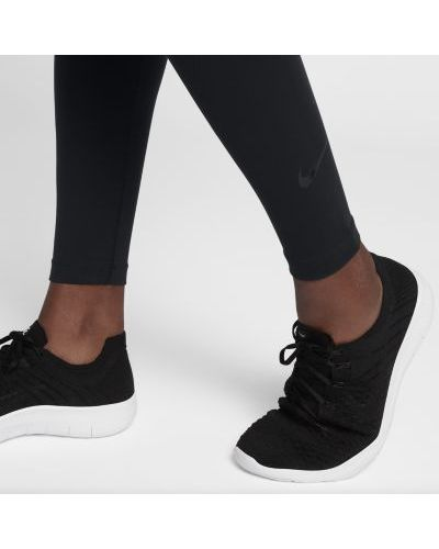 Брюки с завышенной талией с поясом компрессионные Nike