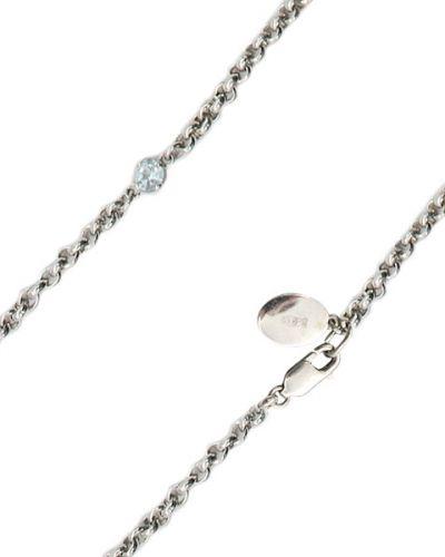 Цепочка из серебра серебряный Algenda