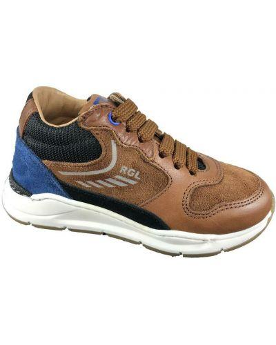 Sneakersy - brązowe Romagnoli