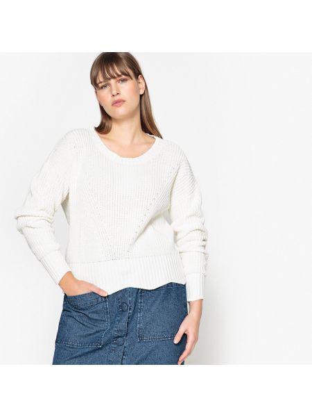 Пуловер вязаный большой Castaluna