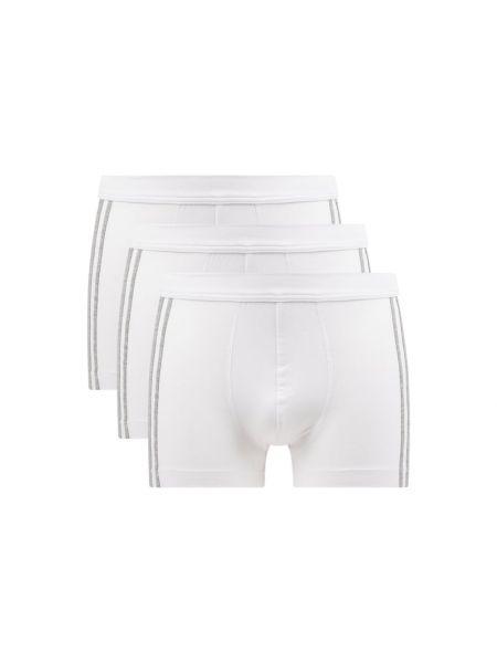 Białe majtki bawełniane Schiesser