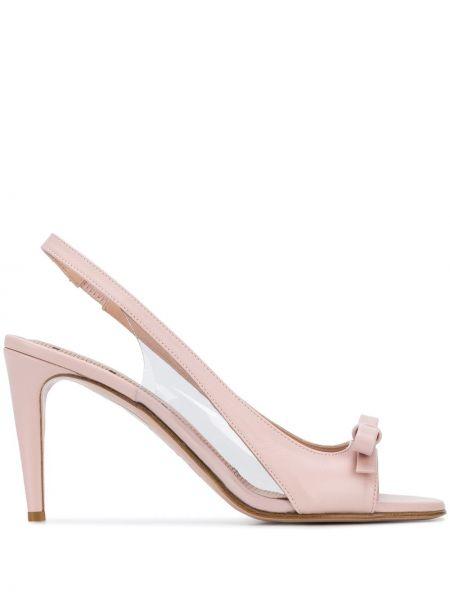 Туфли на каблуке на высоком каблуке с ремешком Redvalentino