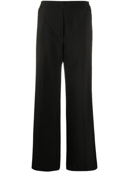 Bawełna spodni szerokie spodnie z kieszeniami bezpłatne cięcie Acne Studios