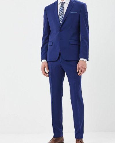 Синий костюм Bazioni
