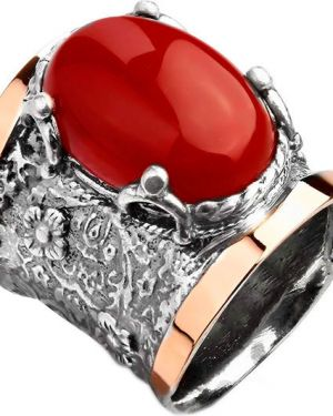 Кольцо из золота из серебра Yaffo