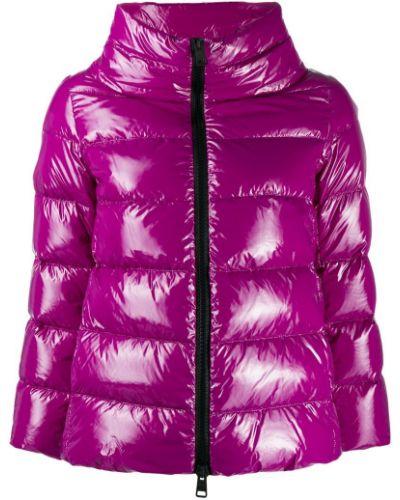 Куртка фиолетовый укороченная Herno