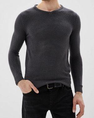 Серый пуловер 2018 Hopenlife