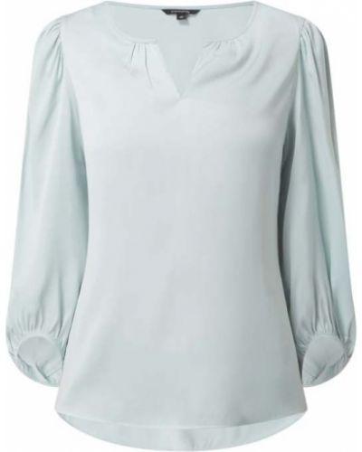Zielona bluzka z wiskozy Comma