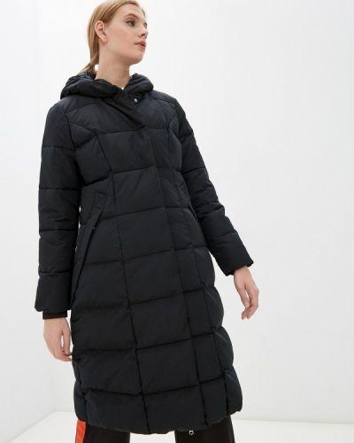 Утепленная куртка - черная Ea7