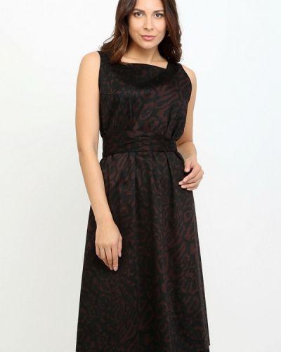 Платье миди осеннее Lea Vinci