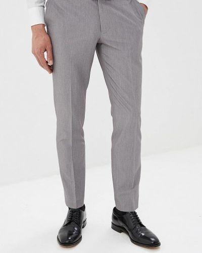 Классические брюки - серые Burton Menswear London