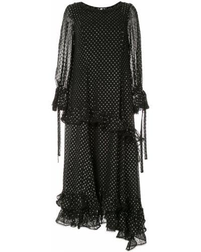 Платье с вышивкой Bedouin