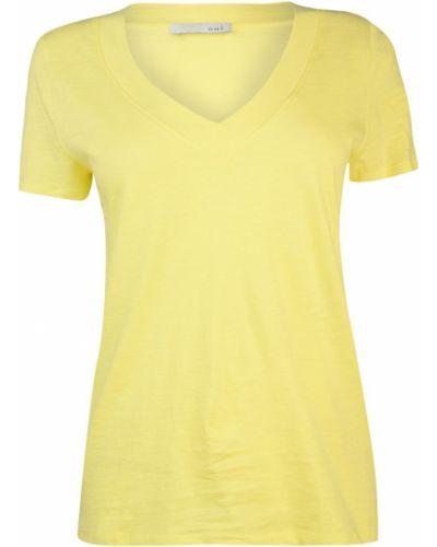 T-shirt bawełniana Oui